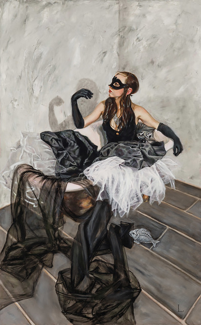 """Work by Laura Atkins is set to be part of  """"Brimstone & Lace,"""" featuring work by Leegan and Laura Atkins at Bash Fine Art, 1009 S. Main St. Visit bashfineart.com or call 702-998-2808. Spec ..."""