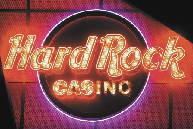 Hard Rock Hotel Las Vegas Car Parking