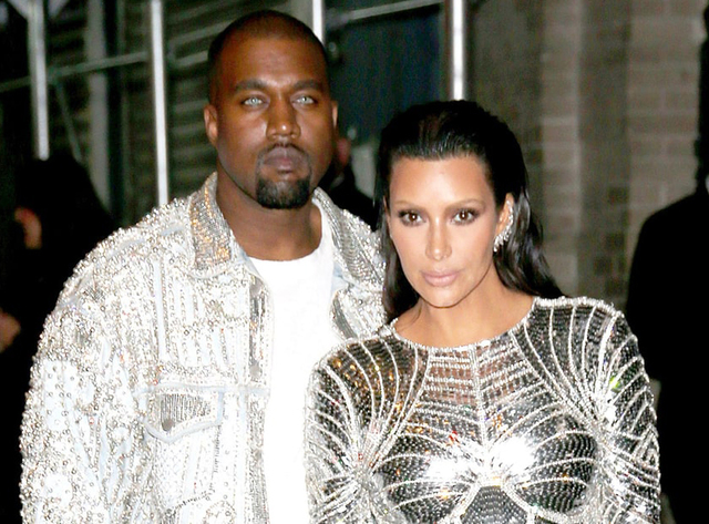 kanye west and kim kardashian west attend the met gala on may 2 2016 - Fetish Halloween