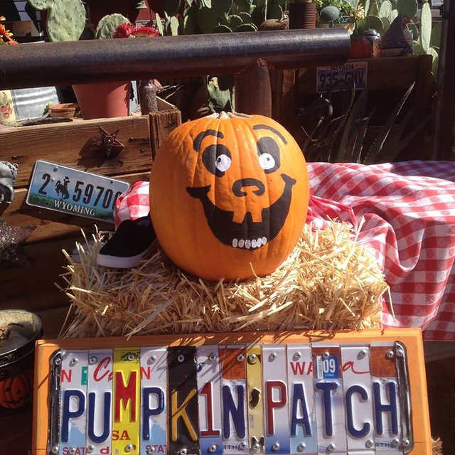 The Pumpkin Patch at Mckee Ranch, 8982 Dean Martin Drive, is open from 2 to 7 p.m. Mondays to Fridays and 10 a.m. to 6 p.m. Saturdays and Sundays through Oct. 30. Special to View