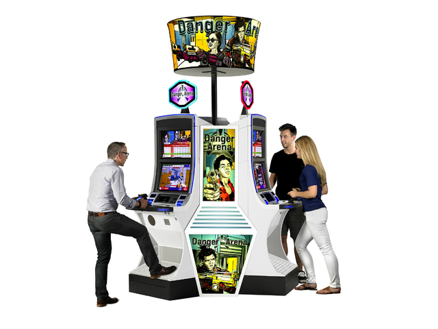 New Jersey gambling regulators are the first in the country to give the green light for the first skill-based video game gambling machine by GameCo Inc.