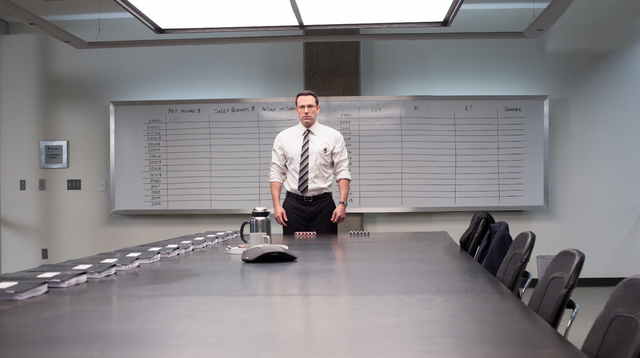 "Ben Affleck as Christian in Warner Bros. Pictures' ""The Accountant,"" (Chuck Zlotnick/Warner Bros. Pictures)"