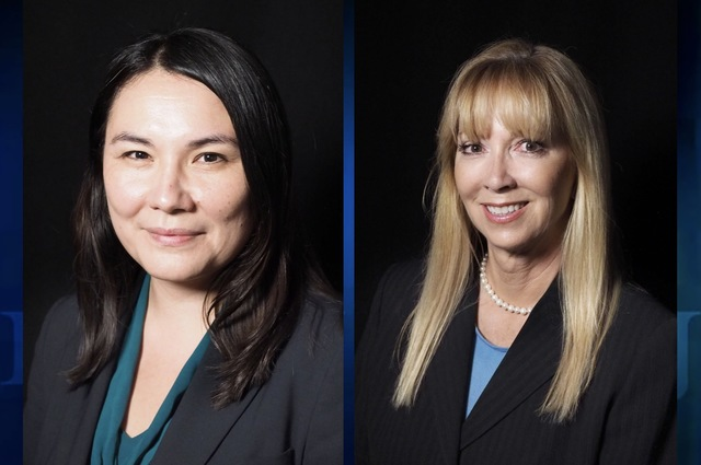 Shana Bachman and Suzan Baucum