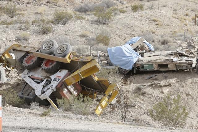 Clark County coroner IDs German pair killed in crash near