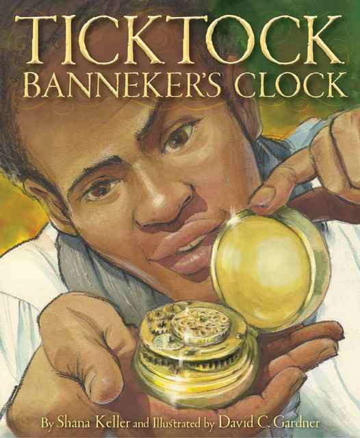 """Based on a true story, """"Ticktock Banneker's Clock"""" follows a man trying to build a clock from scraps. Special to View"""