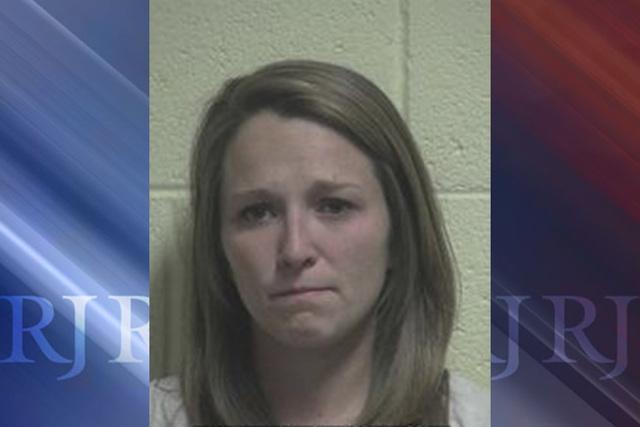Jessica Huntsman. (Iron County Jail)