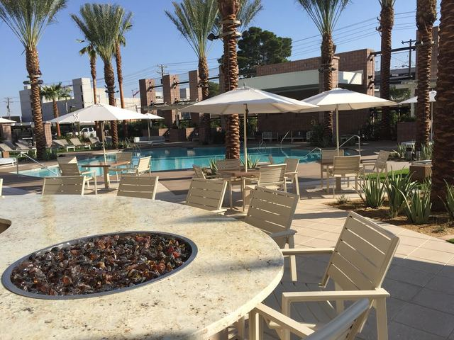 Vegas Towers Recently Completed Renovating Its Apartments And Completing A New 43 000 Gallon Swimming Pool