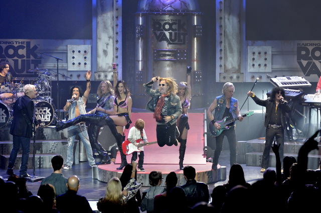 'Raiding the Rock Vault' planned to go out in style by filming its final Tropicana shows this weekend. Its producer is optimistic about reopening elsewhere, but other shows closing soon have large ...