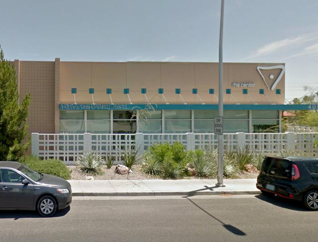 Las Vegas LGBT Center at 401 S. Maryland Parkway. (Google)