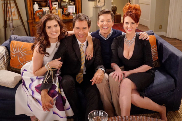 Last month, the show's four cast members — Debra Messing, Eric McCormack, Megan Mullally and Sean Hayes — gathered to make a nearly 10-minute episode posted online shortly before the start o ...