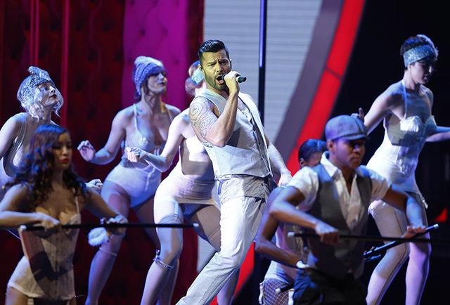 Ricky Martin. (Agencia)