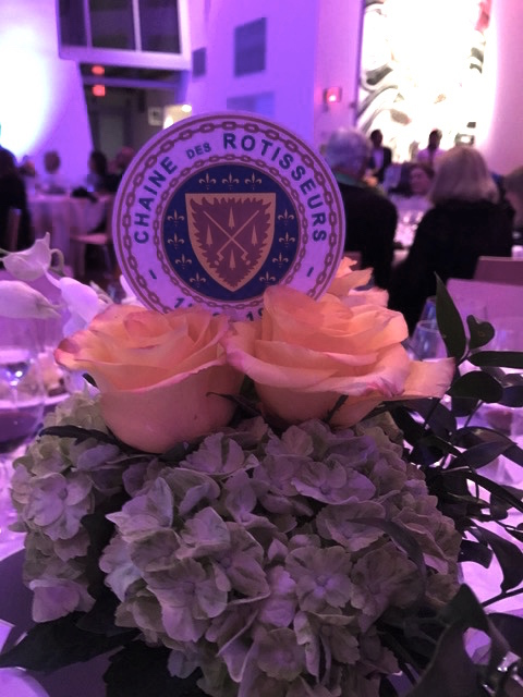 The Chaine des Rotisseurs dinner honoring Robin Leach on Friday, Oct. 28, 2016, at Keep Memory Alive in Las Vegas. (TVT)