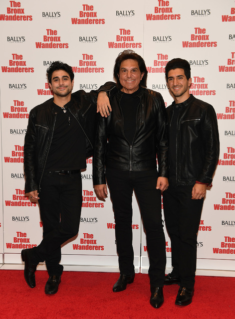 The Bronx Wanderers at Windows Showroom in Bally's on Friday, Oct. 14, 2016, in Las Vegas. (Denise Truscello/WireImage)
