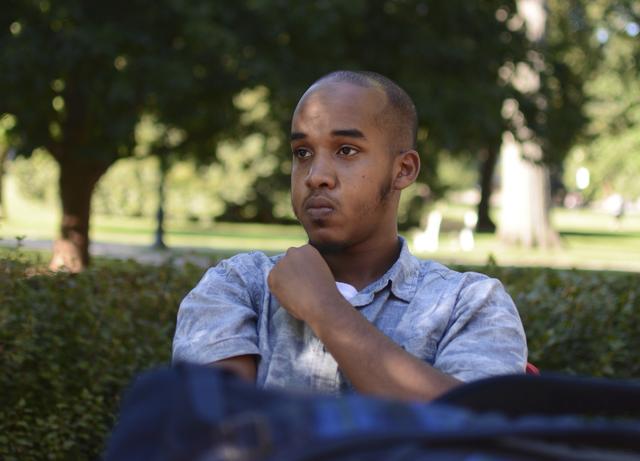 This August 2016 image provided by TheLantern.com shows Abdul Razak Ali Artan in Columbus, Ohio. Authorities identified Abdul Razak Ali Artan as the Somali-born Ohio State University student who p ...
