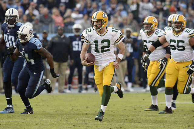 How To Watch Packers Redskins Sunday Night Football In Las Vegas Las Vegas Review Journal