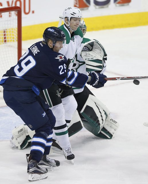 Winnipeg Rookie Patrik Laine Makes Smooth Transition To