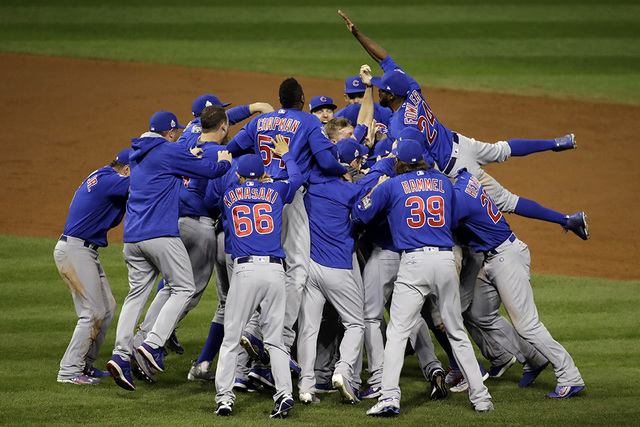 47c87dc9f43 Cubs win first World Series title since 1908. Ending more than a century of  flops