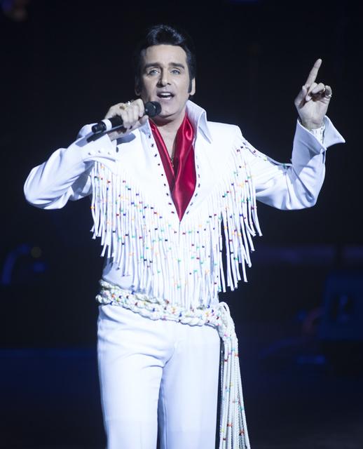 Steve Connolly speaks during the Best of Las Vegas Show at The Venetian Las Vegas hotel-casino on Saturday, Nov. 5, 2016. Loren Townsley/Las Vegas Review-Journal Follow @lorentownsley