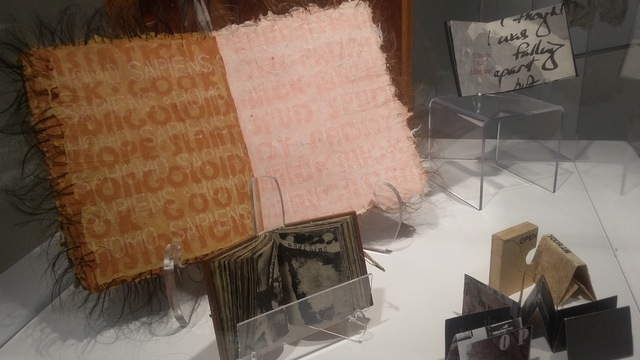 """The exhibit """"Page by Page: Artist Books and Drawings by Karen Baldner"""" is scheduled to be on display through Nov. 19 in the College of Southern Nevada Artspace Gallery at the North Las Vegas c ..."""