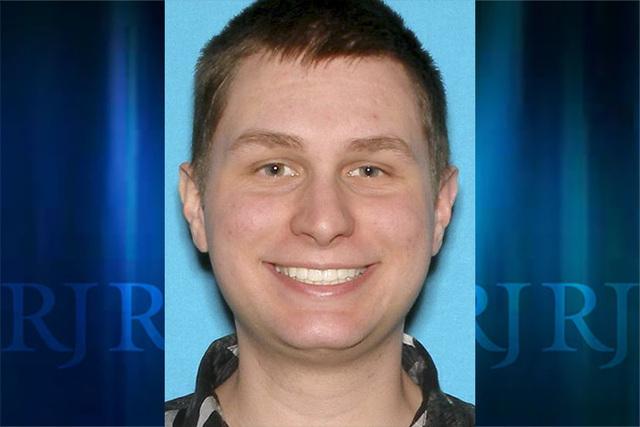 Christian Harned (Las Vegas Metropolitan Police Department)