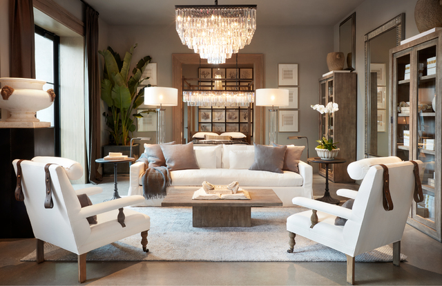 Design Atelier At Rh Las Vegas Can Bring Dream Spaces To Life Las
