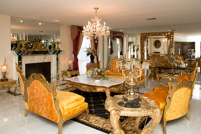 U.K. businessman and Liberace fan Martyn Ravenhill purchased the home in 2013 for $500,000. He said he has spent three times that much in making the home structurally sound, filling in sinkholes a ...