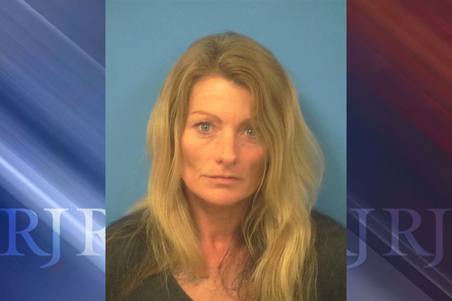 Deena Aday, 49 (Nye County Sheriff's Office)