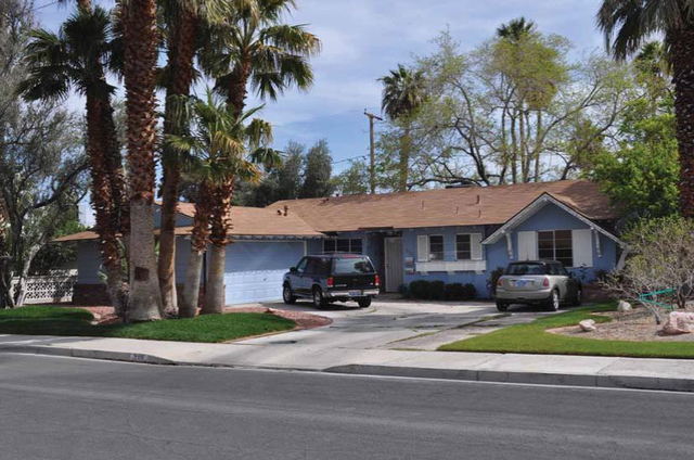 A neighborhood in the shadow of the Stratosphere was recently designated the Beverly Green Historic District on the city of Las Vegas Historic Property Register. Special to View