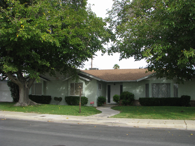 A neighborhood in the shadow of the Stratosphere was recently at the Beverly Green Historic District on the city of Las Vegas Historic Property Register. Special to View