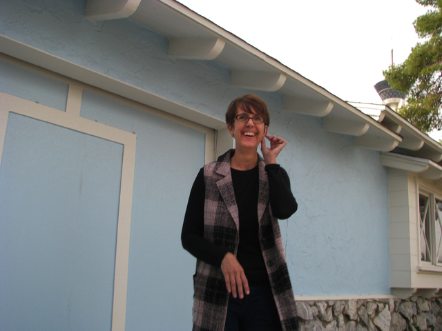 Heidi Swank, the executive director at the Nevada Preservation Foundation discusses the designation of Beverly Green Historic District on the city of Las Vegas Historic Property Register. F. Andre ...