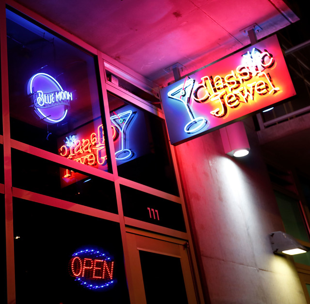 The exterior of Classic Jewel at The Juhl is shown in downtown Las Vegas, Monday, Nov. 28, 2016. Chitose Suzuki/Las Vegas Review-Journal