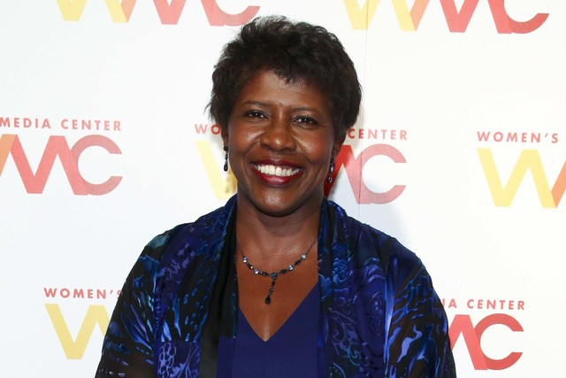 """PBS NewsHour"" co-anchor Gwen Ifill died Monday, Nov. 14, 2016, after a months-long battle with cancer. She was 61. (Andy Kropa/Invision/AP, File)"