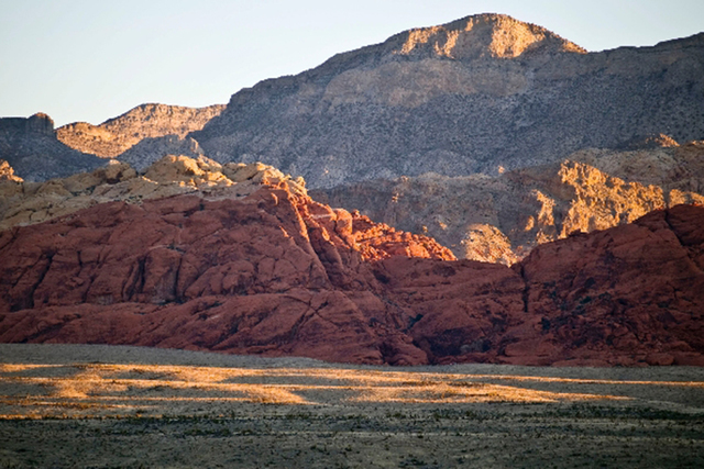 Red Rock Canyon National Conservation Area (File photo)