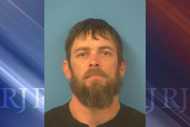 Jeremy James White, 39 (Nye County Sheriff's Office)