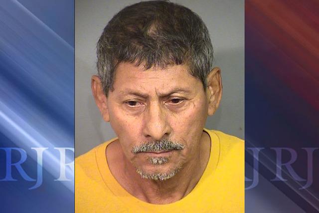 Jose Azucena, 63 (Las Vegas Metropolitan Police Department)