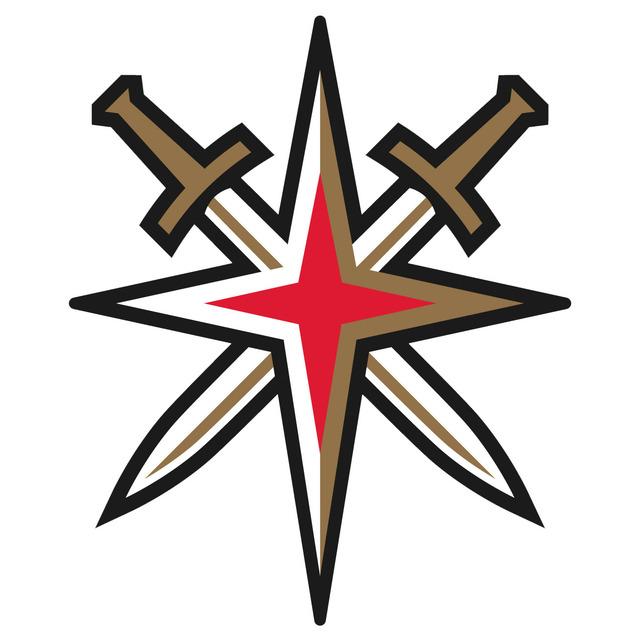 Vegas Golden Knights secondary logo