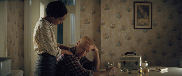 Ruth Negga (left) stars as Mildred and Joel Edgerton (right) stars as Richard in Jeff Nichols LOVING, a Focus Features release.  Credit : Focus Features