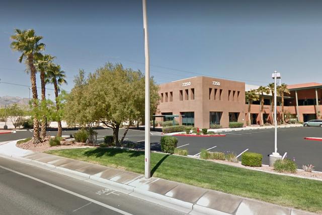 MDC Holdings Inc at 7250 Peak Dr in Las Vegas. (Google Street View)