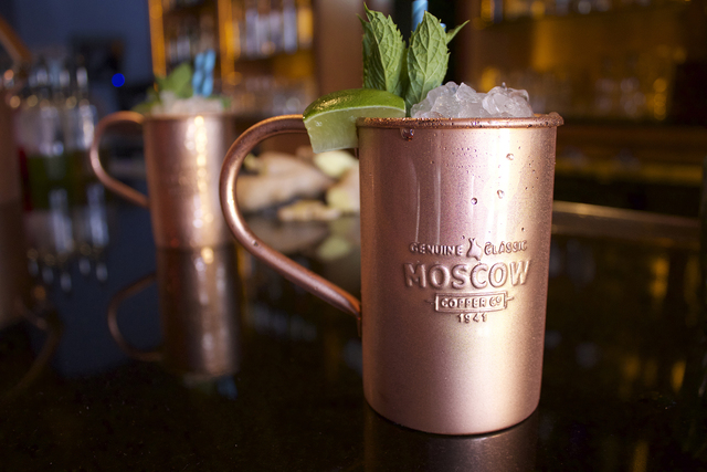 JJ Resnick's Moscow Copper Co. is reproducing the pure copper mug his great-grandmother brought to the U.S. from Russia. (Courtesy)