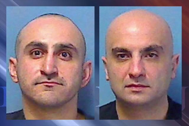 Oscar Barreras and Sergei Potoyan (Nevada Department of Corrections)