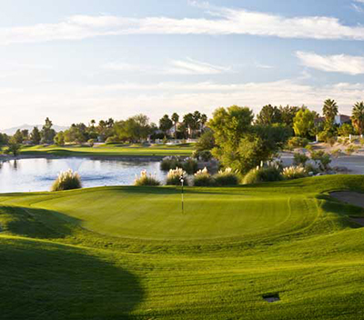 Painted Desert Golf Club, 5555 Painted Mirage Road, may be smaller, but it offers some tricky courses. Special to View