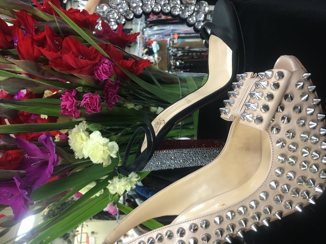 Louboutins abound at ReFinery Celebrity Resale Boutique