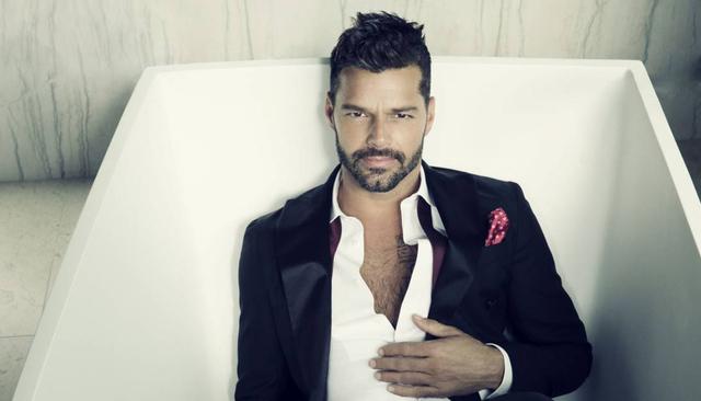 Ricky Martin. (Archivo)