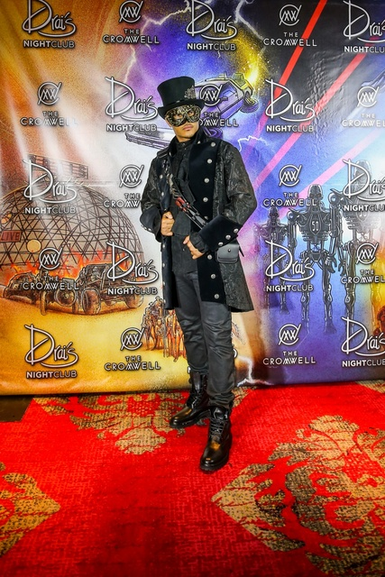 Tip T.I. Harris at Drai's Nightclub Halloween 2016. (Radis Samerthai/Tony Tran Photography)