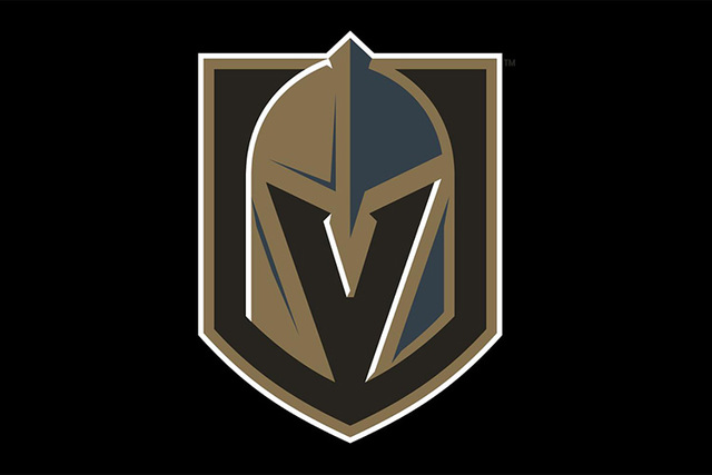 Vegas Golden Knights official logo. (NHL)
