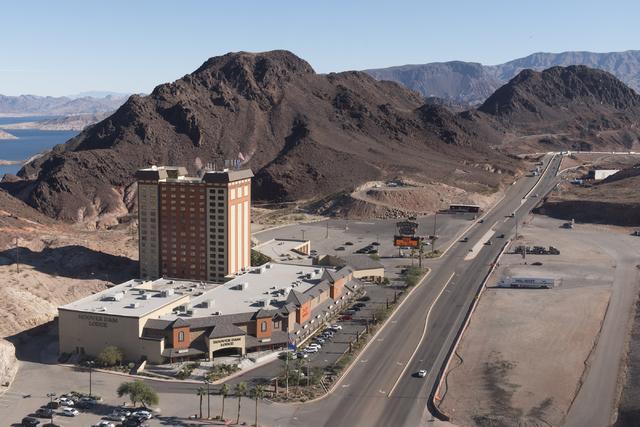 Hoover Dam Lodge in Boulder City is seen Thursday, Nov. 17, 2016. (Jason Ogulnik/Las Vegas Review-Journal)