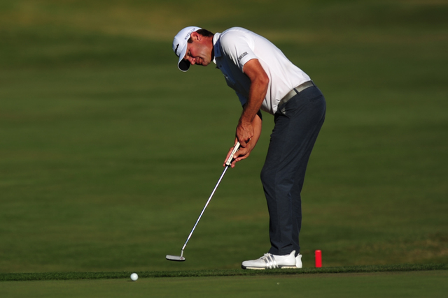 Lucas Glover shoots 65 to take Shriners Open lead – Las ...