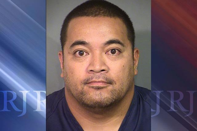 Ati Poni Jr. (Las Vegas Metropolitan Police Department)