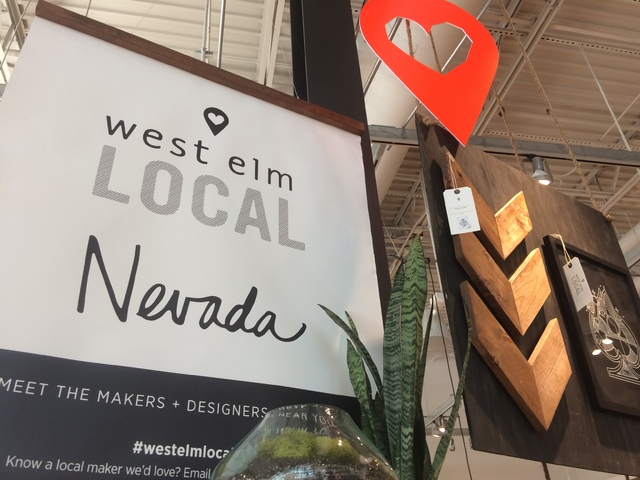 Downtown Summerlin home goods store West Elm partners with artists ...