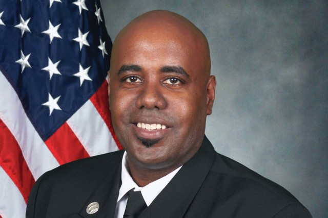 Capt. Yaphet Miller, North Las Vegas Fire Department (City of North Las Vegas)